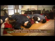 Lunar New Year Day 한국의 설날풍경