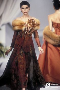 1989 Christian Dior Autumn-Winter, Couture
