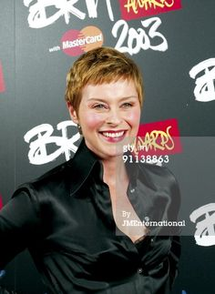 Lisa STANSFIELD  Caption:	 UNITED KINGDOM - JANUARY 13: ABBEY RD STUDIOS Photo of Lisa STANSFIELD, Brit Awards launch party at Abbey Road Studios (Photo by JMEnternational/Redferns)  Date created:	 13 Jan 2003