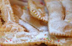 Meraviglias - Chiacchiere sarde