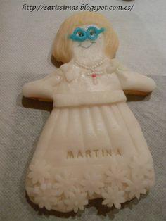 Galleta para Martina