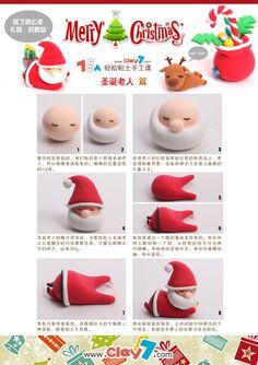 查看《7号人在圣诞节陪亲们一起捏粘土》原图,原图尺寸:595x842
