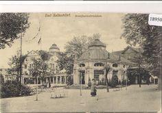 Brunnen Pavillon 1914