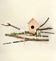 DIY Birdhouse kit! @GloMSN http://glo.msn.com/living/gardening-must-haves-for-kids-8181.gallery?photoId=98932