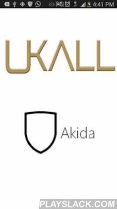 Akida  Android App - playslack.com ,  Data collection and attendance reporting tool Het verzamelen van gegevens en het bijwonen rapportagetool