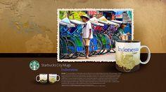 Starbucks City Mug Indonesia.