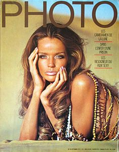 Top Models of the World.com: Veruschka Covers