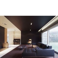 :: PUUR interieurarchitecten - woning :: Contemporary Architecture, Interior Architecture, Commercial Interiors, Living Room Designs, Minimalism, Architects, Table, Furniture, Home Decor