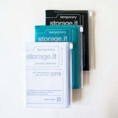 Mark's 2015 Storage.it Planner Small from Omoi Zakka Shop