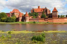 Zamek w Malborku, Polska