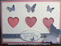 Miri - MitLiebegemacht: Hearts a Flutter Framelits Formen