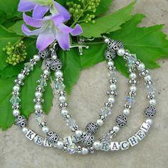 Bracelet.....All the grandkids names