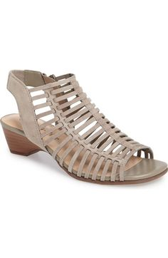 Yes, please! Bella Vita Pacey Cage Sandal (Women) available at #Nordstrom