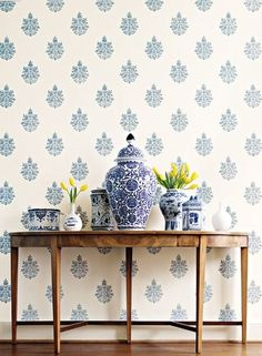 Driven By Décor: A Few of My Favorite Wallpapers