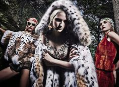 A Refined Extravagance Vogue Italia September 2014 Photographer: Steve Hiett Stylist: Robert Rabensteiner Models: Vika Falileeva, Siri Tollerød, & Helena Greyhorse [...]