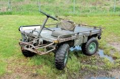 View 1965 Willys M 274a4 Mule - Photo 97478711 from 1965 Willys M-274A4 Mule - Jeep Encyclopedia