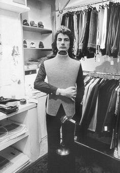 Paul Smith - World-class fashion designer from Nottingham England.