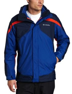 Columbia Men's Big Eager Air Interchange Jacket, Royal, 2X Columbia ++ You can get best price to buy this with big discount just for you.++