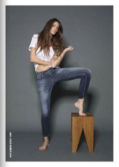 #met #metjeans #metinblue #fallwinter #collection #style #fashion #women #apparel #model #girl #denim #jeans #cool #nyfw