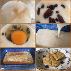 Backtoeden: Pan de avena Dairy, Eggs, Cheese, Breakfast, Food, Oatmeal Muffins, Vanilla, Lunches, Essen