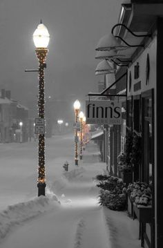 "It's the little things.. LIKE ME BEING SNOWED IN AT FINN'S..POUR ME ANOTHER, ""MY FRIEND""** WINTER IS SO BEAUTIFUL** jerry g"