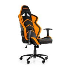 Poltrona Gamer AKRacing Player Black Orange