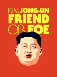 Kim Jong-Un Friend Or Foe Project