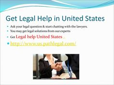 PathLegal is a prominent lawyers directory from United States provides online legal advice, legal help, legal documents, LPO tools, free legal case management tool and many other legal software from United States.- http://www.us.pathlegal.com/