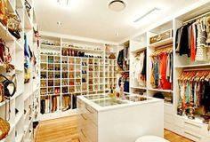 Dressing Room Closet | Dressing-room-grand-decor-ideas-for-dressing-room-closets-homivo