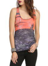 AFI Sunset Girls Tank Top