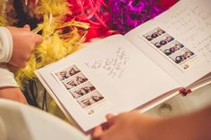 guestbook, un ricordo del tuo evento. Partyphoto booth