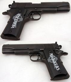 I want these for my 1911  Custom Grips - 1911 Custom Killer Grips