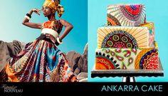 Afro Inspired wedding dress and wedding cake inspiration Wedding Designs, Wedding Styles, Wedding Ideas, Decor Wedding, Wedding Themes, Wedding Ceremony, Wedding Gowns, Wedding Planning, African Inspired Fashion