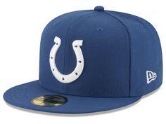 Indianapolis Colts NFL Team Basic 59FIFTY Cap Nba Hats dc50a6860