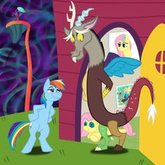 You like Flutter shy, don't you Discord?