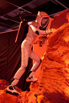 """Since the dawn of human spaceflight, one of the biggest challenges has been how to protect astronauts in the harsh environment of space. Spacesuits have traditionally been bulky, hard-to-wear items, but the """"Biosuit"""" concept at MIT aims to launch spacesuit into a new frontier. See how MIT's Biosuit may pave the way for better astronaut clothing on Mars and beyond."""
