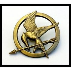 The Hunger Games mockingjay brooch @ amazon.co.uk