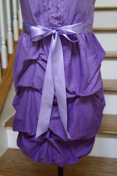 Pickup Skirt Tutorial - Melly Sews