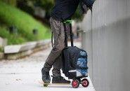 Olaf scooters, patinetes dobráveis para os pequenos trajetos urbanos