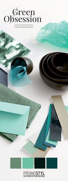 tuesday trending: 7 rich & vibrant palettes for aw17 from promostyl   @meccinteriors   design bites