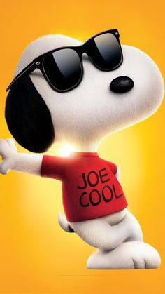 The Peanuts Movie - Snoopy Snoopy Love, Charlie Brown And Snoopy, Snoopy And Woodstock, Images Snoopy, Snoopy Pictures, Peanuts Movie, Peanuts Snoopy, Classic Cartoon Characters, Classic Cartoons