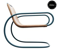 Ecco Chair by Andrea Borgogna. Inspiration courtesy of www.keanejensen.com