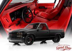 Chevy Trucks Lowered, Custom Chevy Trucks, Chevy Pickup Trucks, Gm Trucks, Chevy Pickups, Chevrolet Trucks, Chevrolet Silverado, Cool Trucks, Obs Truck