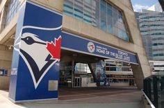 home of the Toronto Blue Jays
