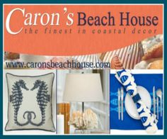 Caron's beach house - the finest in coastal decor