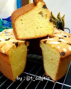 Marble Cake Recipes, Dessert Cake Recipes, Marmer Cake, Bolu Cake, Indonesian Desserts, Indonesian Food, Resep Cake, Traditional Cakes, Cupcakes