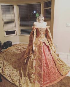 Anastasia Ballgown Cosplay Dress by Designer Daddy