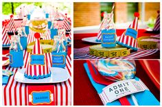 Carnival Birthday idea