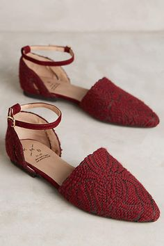 KMB Meadow Flats - anthropologie.com