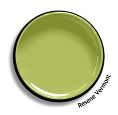 Resene Vermont is a sweetened unique citrus green. Recommended complementary colours are from the Resene Total Colour System and may not be included in this Resene special palette. View this and of other colours in Resene's online colour Swatch library Ceiling Paint Colors, Exterior Paint Colors, Exterior House Colors, Paint Colours, Paint Swatches, Color Swatches, Resene Colours, Paint Themes, Paint Ideas